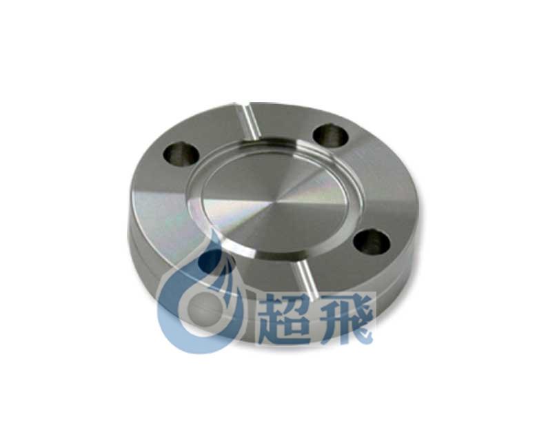 真空法兰是一种用于超高真空中的法兰金属密封连接